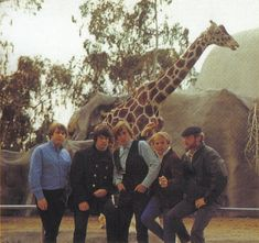 The Beach Boys - Pet Sounds - 1966 Album Cover Location - San Diego Zoo - PopSpots