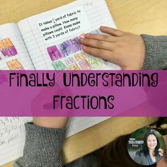 Finally Understanding Fractions |