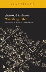 Portada Winesburg, Ohio