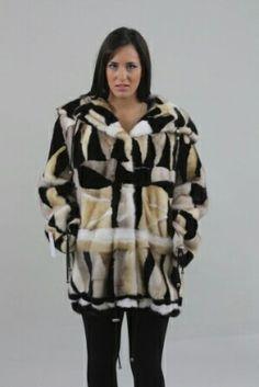 . Mink Fur, Fur Coat, Jackets, Fashion, Fur, Down Jackets, Moda, Fashion Styles, Fashion Illustrations