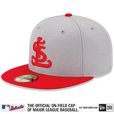 New Era 59Fifty · St. Louis Cardinals Authentic Collection 1913 Turn Back  The Clock On-Field 59FIFTY Game 1e272d7b0f1