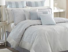 Beautiful Basics- bedding from Joss & Main