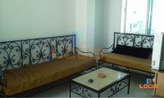 Studio Dorra Hammamet Loi Pinel, Couch, Studio, Furniture, Home Decor, Settee, Decoration Home, Room Decor, Sofas