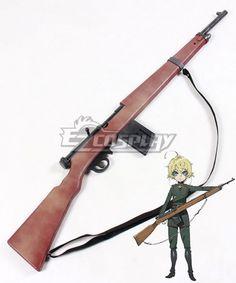 Saga of Tanya the Evil Tanya von Degurechaff Mondrag¨®n Rifle Cosplay Weapon Prop #Sponsored #von, #Degurechaff, #Evil