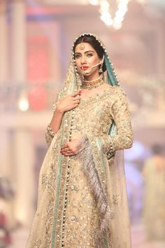 Pakistani Wedding Dress. Pakistani Bride ♡ ♥ ♡ Pakistani Style. Pakistani Dress ♡ ♥ ♡ Follow me here MrZeshan Sadiq