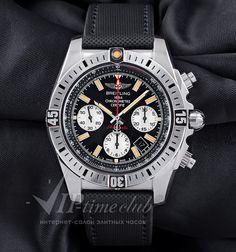 """Реплики часов Breitling """"Chronomat UNGETRAGENE 44 Airborne"""" модель № 526.501 купить по выгодной цене в интернет-салоне VipTimeClub"""