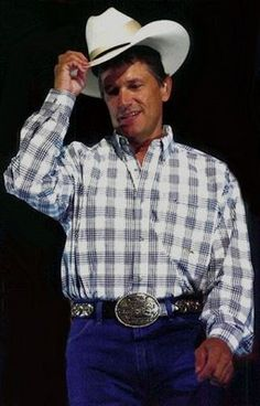George Strait's Family Pictures