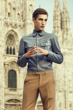 Trend of the Year 2015 in Editorial: Modern Seventies