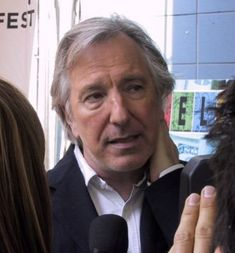 Alan Rickman  I wonder how he smells? Or if he smokes or uses cologne or has soft skin...or hairy chest or ugly toes????