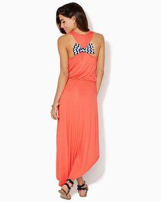 charming charlie | High-Low Bow Dress | UPC: 3000653773 #charmingcharlie
