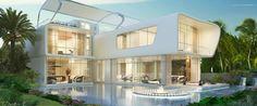 """""""The Ettore 971 villas will be the world's first Bugatti-styled homes. Located in Dubai. Dubai Real Estate, Selling Real Estate, Luxury Real Estate, In Dubai, Bugatti Veyron, Luxury Life, Luxury Homes, Luxury Apartments, Villas"""