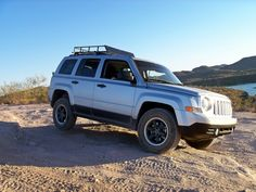 Patriot Rim/Tire combination photographs - Jeep Patriot Forums