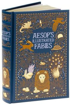 Aesop's Illustrated Fables Leatherbound Brand New Factory Sealed Hardcover Book *** Awesome product. Click the image : Best Skin Care Lines