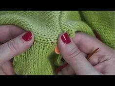 How to Seam: Set-in Sleeve - YouTube