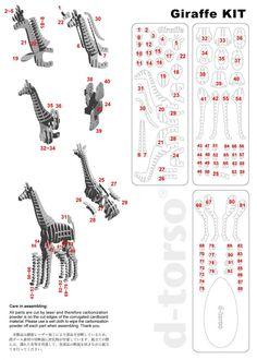 Giraffe #(Excerpt)