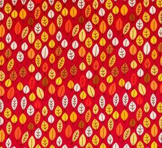 """Wilderness Park autumn leaves and nuts brown cotton quilt fabric  1 1//2 yd x 45/"""""""