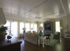 Living room, Isle of Palms, SC project, photo Kevin Carpenter 2014
