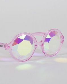 H0les OG Pink Sunglasses - Everything - Categories - Womens