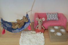 tiny doll hammocks - Google Search