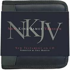 New King James Version New Testament On CD