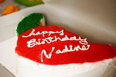 Chile cake!