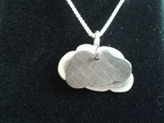 Sterling Silver Lining Pendant for my cuz who was sad