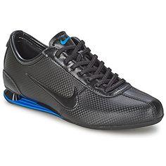 SHOX RIVALRY Black / Blue: Dieser Sneaker von Nike ist einfach ein Must-have.