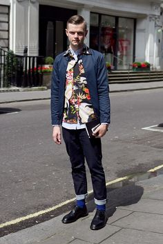 "menlovefashiontoo: ""preludetoreality: ""London | Street Style"" Quality Men's Bracelets - Use code TUMBLR10 for 10% OFF! """