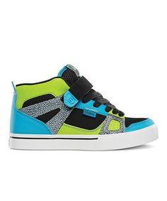 Look what I found on #zulily! Black & White Decade Sneaker by etnies #zulilyfinds