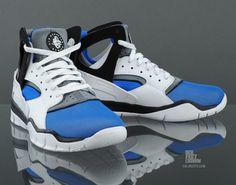 Nike Huarache Basketball 2012