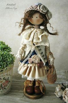 куклы ручной работы коллекционные