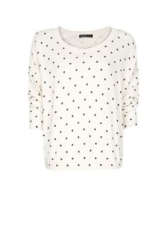 MANGO - Pullover pois