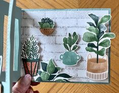 IMG_7942 Bloom Where Youre Planted, Up For The Challenge, Window Cards, Some Cards, Paper Pumpkin, Stampin Up Cards, Save The Date, I Card, Free Gifts