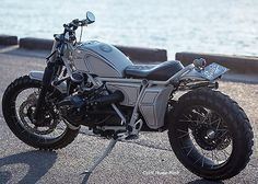 The BMW R NineT Customized Japanese Style at Cyril Huze Post – Custom Motorcycle News