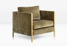 Armstrong Chair by KGBL in velvet