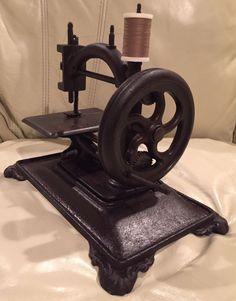 Guhl & Harbeck Original Express Sewing Machine 1800s