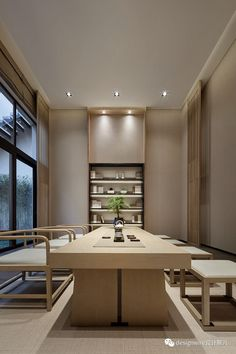 Of The Most Awesome Japanese Living Room Interior Design Japanese Living Rooms, Japanese House, Japanese Interior Design, Modern Design, Chinese Tea Room, Zen Interiors, Chinese Interior, Design Blog, Room Interior