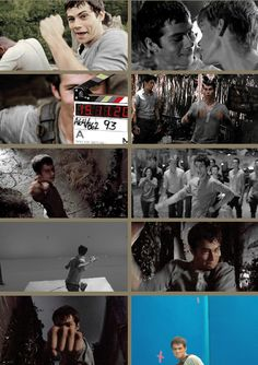 BTS The Maze Runner GIFset