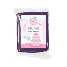 """Pâte à sucre de vanille 250 g """"Violette"""""""
