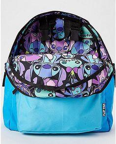 Flip Pak Reversible Lilo & Stitch Backpack - Spencer's