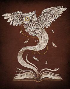 Stunning Illustrations by Enkel Dika | Abduzeedo Design Inspiration & Tutorials