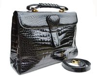 68b3a7add0f Our Collection - Vintage Alligator   Crocodile Skin Bags - Page 1