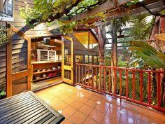 Astounding warehouse conversion with garden oasis