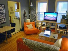 small spaces, rooms, livings, apartments