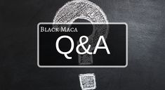 black maca questions and answers Natural Testosterone, Testosterone Booster, Black Maca Benefits, Maca Dosage, Maca Root Powder, Lower Ldl Cholesterol, Plant Sterols, Menopause Symptoms, Hormonal Changes