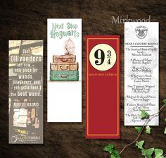Next Stop: Hogwarts!  |  Printable Bookmarks |  Platform 9 3/4 | Ollivanders | Hogwarts Letter | Welcome to Hogwarts