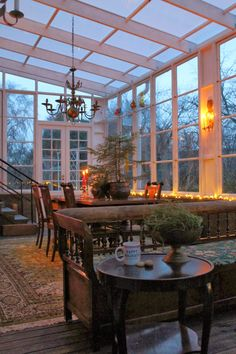 48 backyard garden lighting ideas, most of the stylish and also lovely 47 Orangerie Extension, Porch And Balcony, Welcome To My House, Pergola, Gazebo, Tiny House Cabin, Green Rooms, Patio, House Extensions