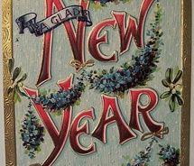midnightinparis:vintage new year picture on VisualizeUs