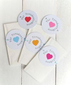 liebelein-will Hochzeitsblog - Taschentücher für Freudentränen