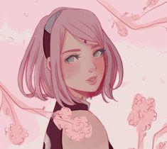 Sakura Haruno, Naruto Sasuke Sakura, Otaku Anime, Manga Anime, Anime Art, Narusaku, Naruto Art, Naruto Shippuden Anime, Shikatema